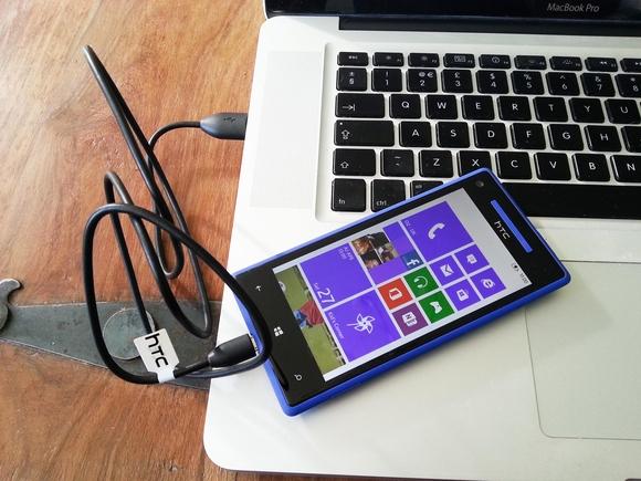 телефон как подключить через юезби к ноудбуку